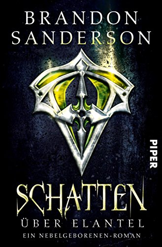 Schatten über Elantel  Buch