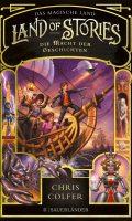 Chris Colfer -Land of Stories 5 – Die Macht der Geschichten