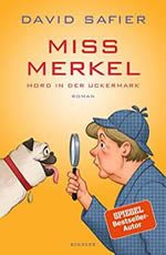 Miss Merkel – Mord in der Uckermark cover