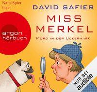 Miss Merkel – Mord in der Uckermark