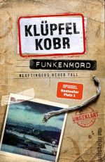 Volker Klüpfel - Michael Kobr - Funkenmord Buch